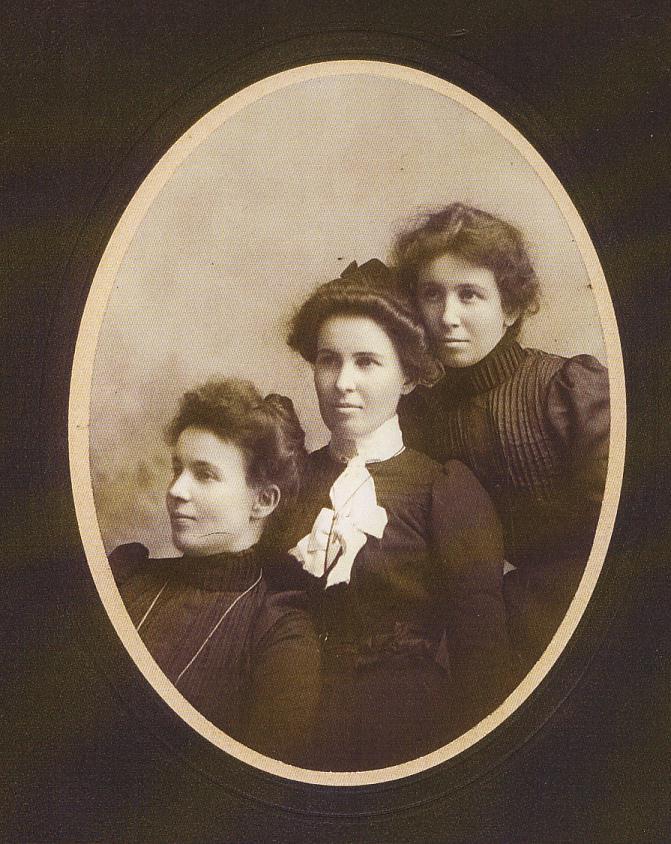 Anna Isobel, Jessie, and Anna Jean McCuaig